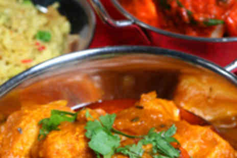 The Nimboo - Two Course Indian Meal for Two with Naans and Rice - Save 56%