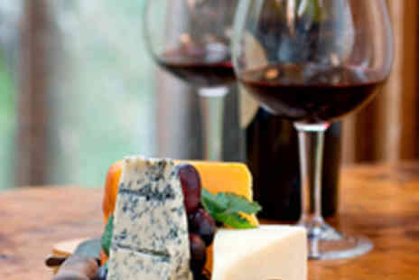 The Exchange - Bottle of House Wine and Cheeseboard for Two - Save 54%