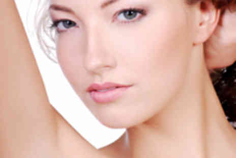 The Health Clinic Reading - Six Sessions of IPL Hair Removal - Save 84%
