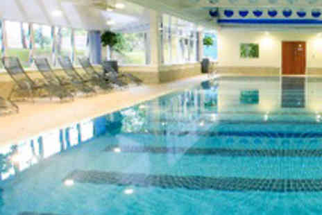 Mercure Norton Grange Hotel and Spa - Spa Day for Two People with Towel and Robe Hire - Save 70%