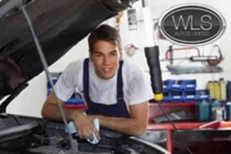 WLS Autos - 50 Point Service With Oil Change and Mini Valet - Save 61%