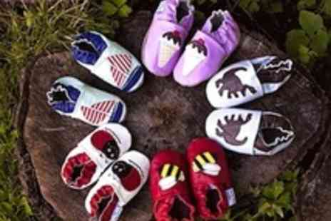 My Little Shoes - Beautifully crafted leather baby shoes - Save 54%
