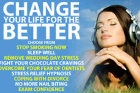Glasgow Hypnotherapy Centre - Overcome bad habits, fears and nerves - Save 60%