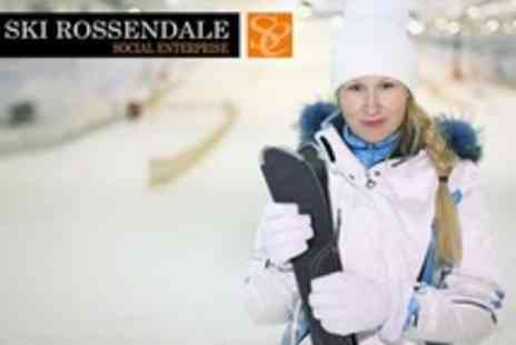 Ski Rossendale - Four 60 Minute Snowboarding Lessons For Children - Save 60%