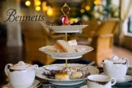 The Tea House - Afternoon Tea For Two - Save 17%