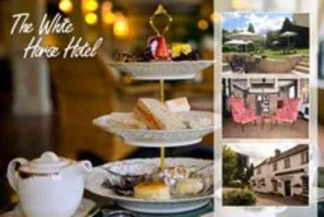 The White Horse Hotel - Afternoon Tea For Two - Save 58%