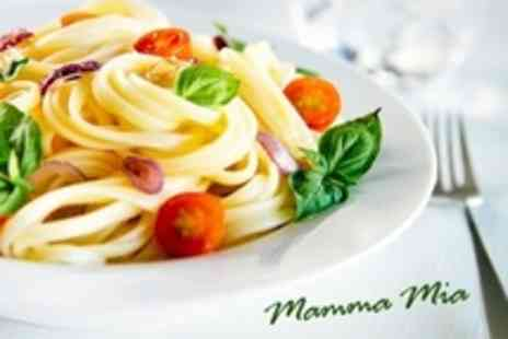Mamma Mias - Italian Lunch For Two - Save 50%