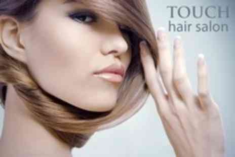 Touch Hair Salon - Restyle or Cut With Moroccanoil Treatment - Save 63%