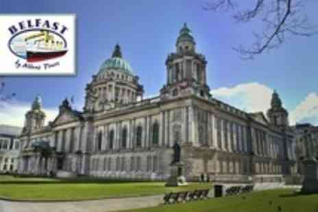 Allens Tours - Open Top Bus Tour of Belfast For Two - Save 50%