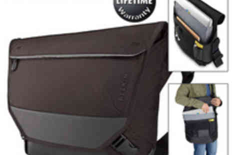 Belkin - Belkin Move Messenger 15 Laptop Shoulder Bag - Save 70%