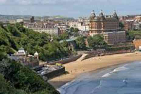 Scarborough Travel & Holiday - Two night Scarborough seaside getaway for two - Save 0%