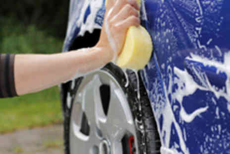 Rose Hand Car Wash - Standard Car Premium Valet - Save 60%