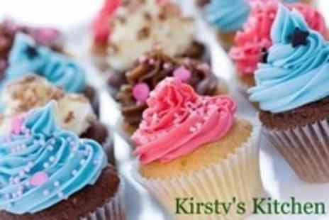 Kirstys Kitchen - Cupcake Decorating Class For One With Devon Cream Tea - Save 63%