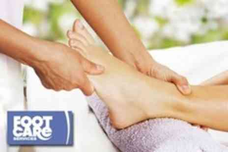 Foot Care Services - Postural Assessment and Treatment - Save 70%