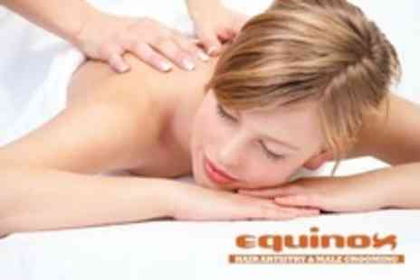 Equinox Sanctuary - Back Exfoliation Treatment and Massage - Save 54%