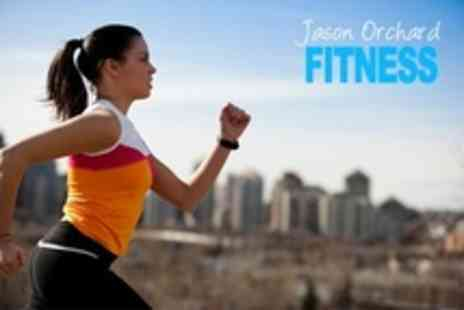 Jason Orchard Fitness - Twelve Boxing Boot Camp Sessions For Women - Save 75%