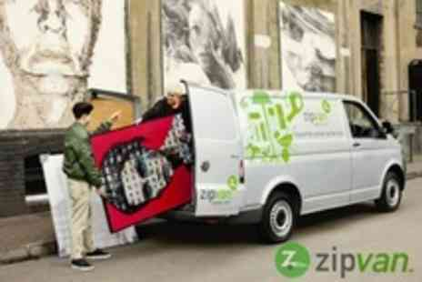 Zipvan - One Year Membership and Driving Credit - Save 68%