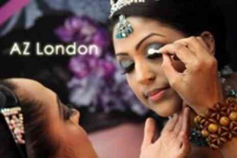 AZ London - Five Day Bridal Make Up Course - Save 68%