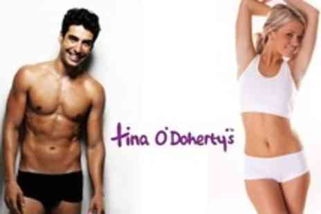 Tina ODoherty s Clinic - Body Contouring Three or Seven Sessions - Save 50%
