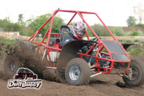 Dirt Buggy - 3 hour off road buggy racing experience - Save 55%