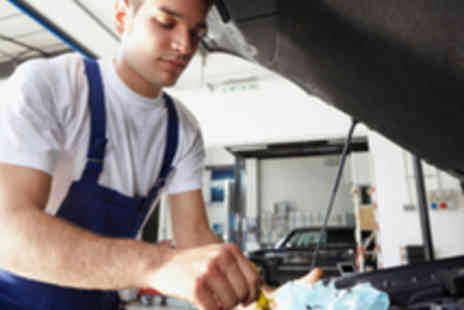 The Auto Workshop - Car MOT - Save 65%