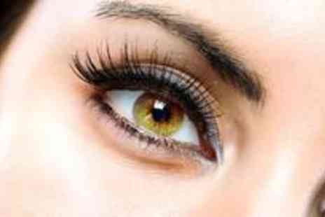 Absolute Nails And Beauty - Full set of eyelash extensions and an eyebrow treatment - Save 6%