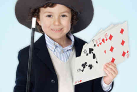 Marvin's Magic School - Magic Lesson with Lunch and Magic Set - Save 67%