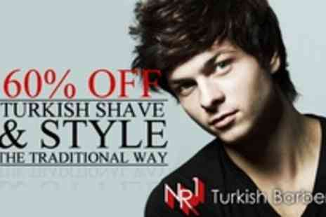 NR1 Turkish Barber - Grooming routine nailed - Save 60%