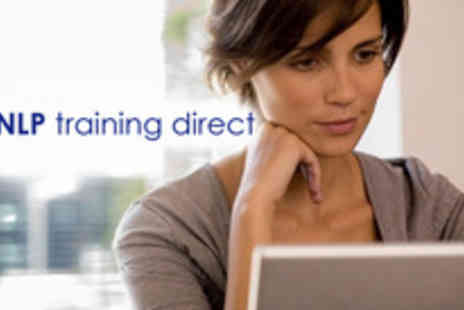 NLP Training Direct - Neuro Linguistic Programming practitioner online training course - Save 83%