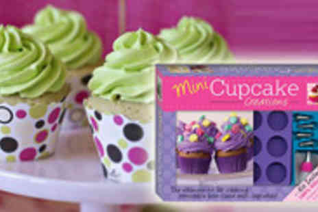 The Book Stalk - Keep the kids happy or create some inspired cupcakes - Save 55%