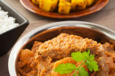 Millennium Balti - Two Course Indian Meal for Two - Save 58%