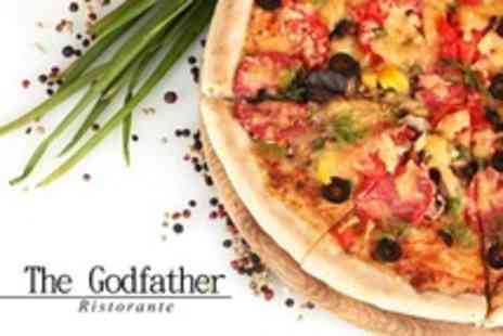The Godfather Ristorante - Main Course With Garlic Bread - Save 77%