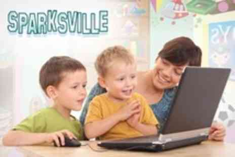 Sparksville - Children s English Language Course - Save 92%