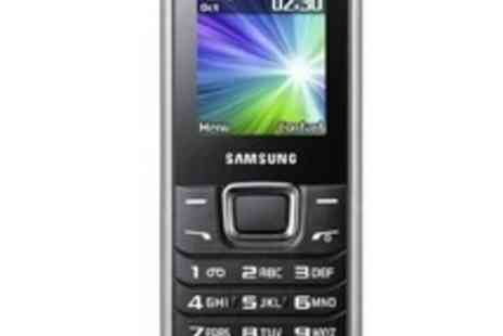 Clearancedeal.co.uk - Samsung E1230 Titanium Handset Complete - Save 67%