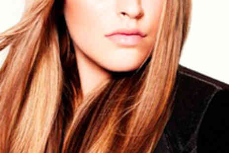 Lisa Shepherd - Half Head of Highlights or Colour with Haircut - Save 70%