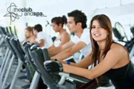 The Club and Spa - Five Health Club and Leisure Passes With Personal Training Session - Save 50%