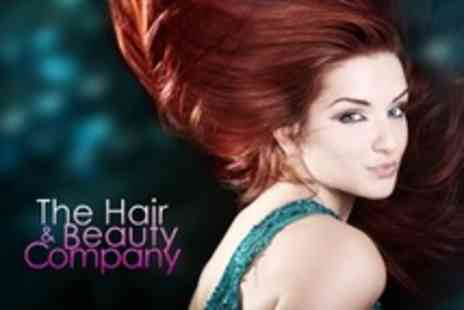 The Hair and Beauty Company - Restyle With Conditioning Treatment and Blow Dry - Save 60%