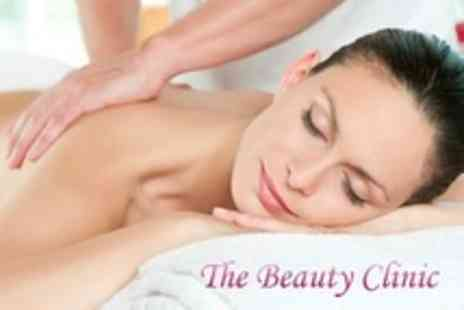 The Beauty Clinic - Massage and Facial  Plus Eyebrow Shape - Save 65%