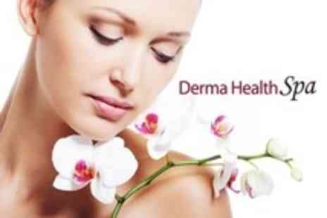 Derma Health Spa - LED Revitalising Facial Full - Save 62%
