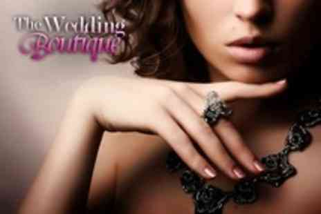 The Wedding Boutique - Acrylic Fingernails  Plus Luxury Pedicure - Save 56%