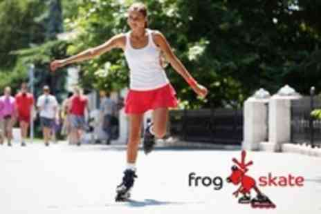 Frog Skate - Two Hour Beginner Skating Class For One, Two, Four, or Six - Save 52%