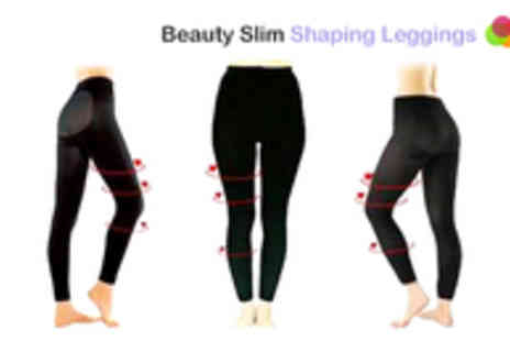 Buyitnowgifts - Anti Cellulite Slimming Leggings - Save 77%