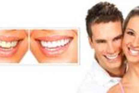 Capital Smile - Laser teeth whitening session and consultation - Save 61%