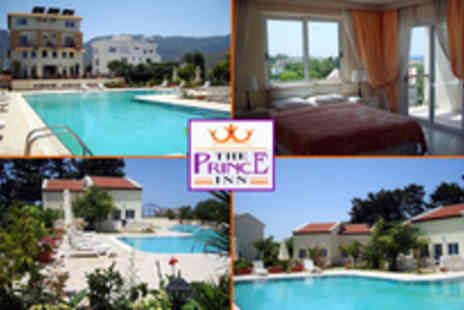 The Prince Inn - 5 nights in sunny Cyrus - Save 56%