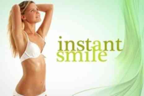 Instant Smile Studio - Laser LipolysisThree or Six  Sessions - Save 78%