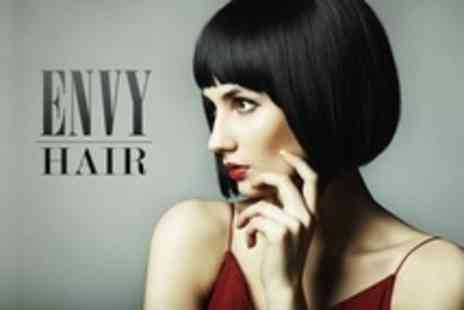 Envy Hair and Beauty - Cut and Finish With Conditioning Treatment - Save 50%