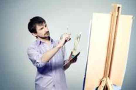 The London Academy of Art - Four three hour art classes in the Limehouse Studio - Save 92%