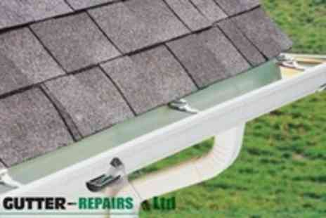 Gutter Repairs - Gutter Cleaning - Save 82%