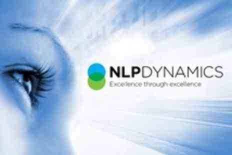 NLP Dynamics - Nine Day Certified Neurolinguistic Programming Practitioner Course - Save 75%