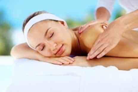 Rumiz Beauty Studio - 75 min Aromatherapy Full Face and Body Massage - Save 58%